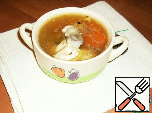 The perfect Chicken Soup Recipe