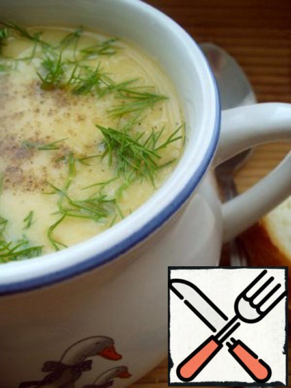 Lenten Pea Soup Recipe