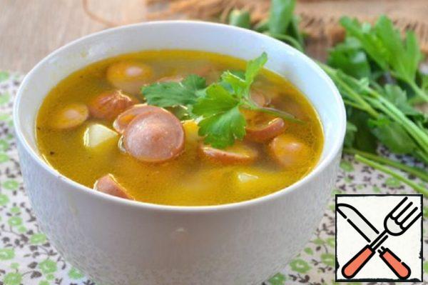 White Soup Recipe