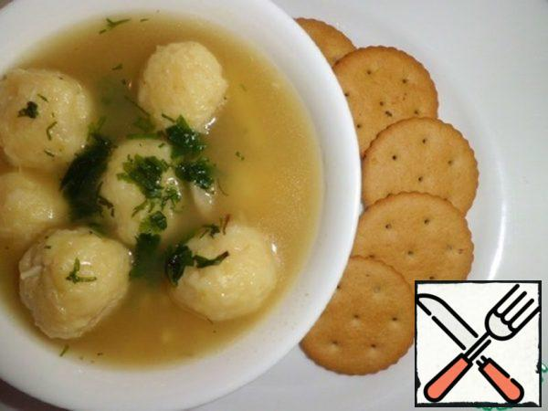 Fish Soup with Curry Recipe