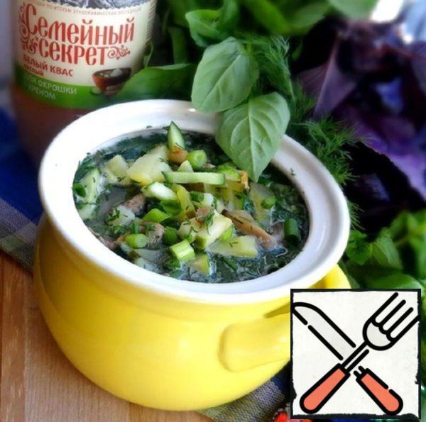 Okroshka Lean Recipe