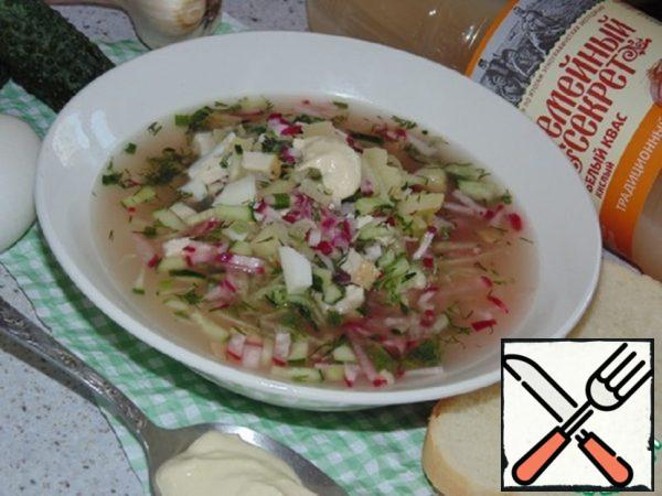 "Okroshka ""Love"" Recipe"