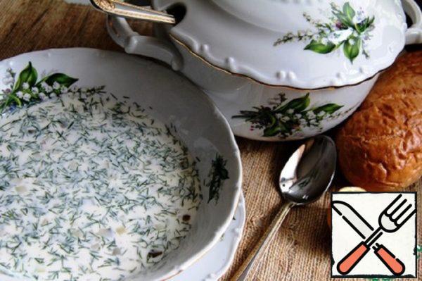 "Okroshka ""Winter"" Recipe"
