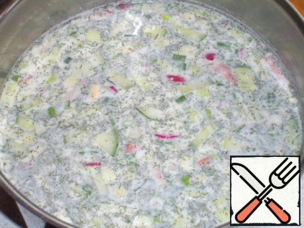 Okroshka Recipe