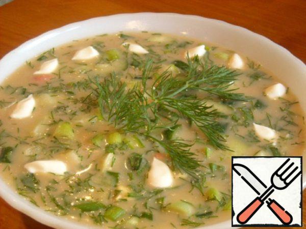 Okroshka Recipe