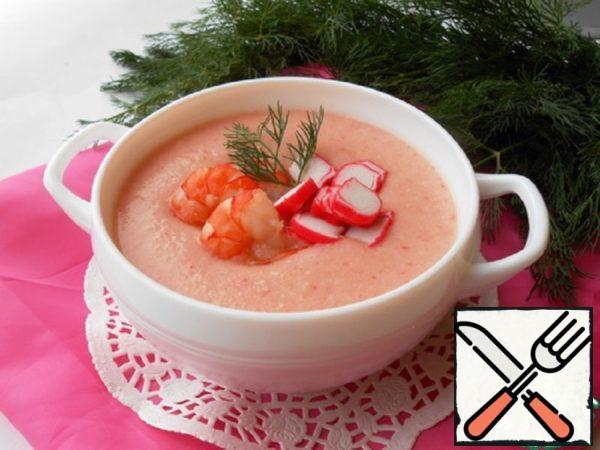 """Cream Soup """" Sea"""" Recipe"""