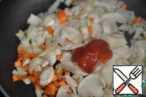 Add tomato paste.