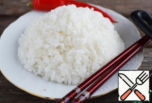 Serve as a separate dish or with rice.