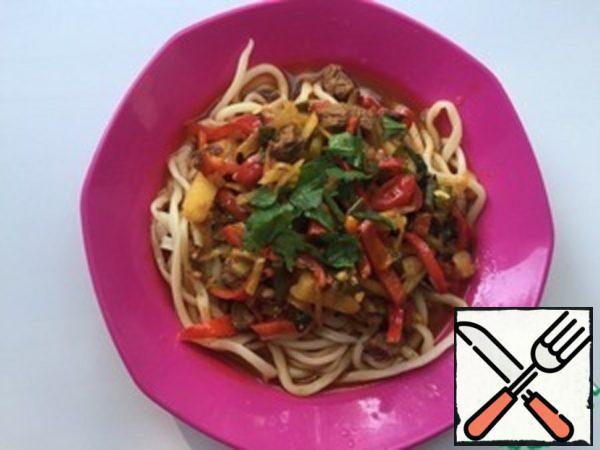Lagman at Home Recipe
