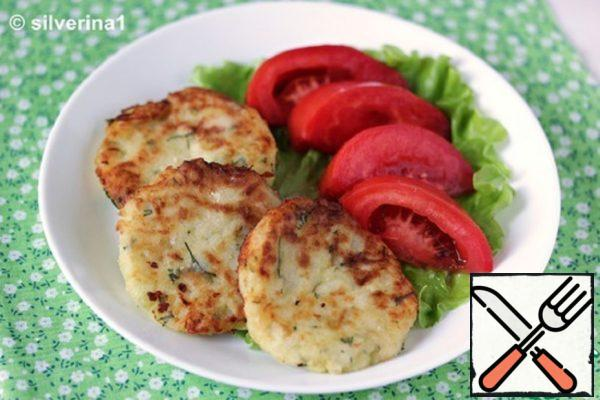 Potatoes Chops with Cheese Recipe
