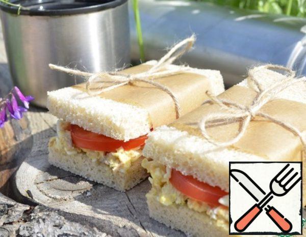 Tuna Sandwiches Recipe