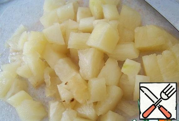 Add Pineapple.