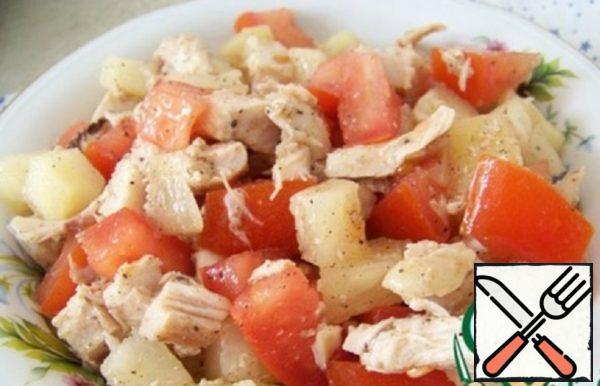 "Salad ""Palermo"" Recipe"