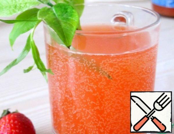Strawberry Kvass Reccipe