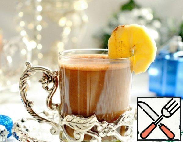 Milk Coffee Glasse Recipe