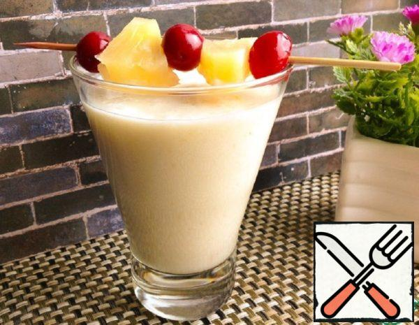 Pineapple-Banana Smoothie Recipe