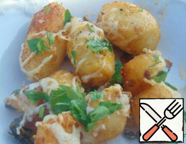 Italian Fried Potatoes Recipe