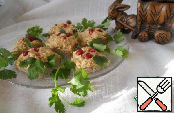 """Canapes """"For Hot Guys"""" Recipe"""