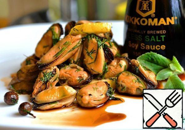Pickled Mussels Recipe