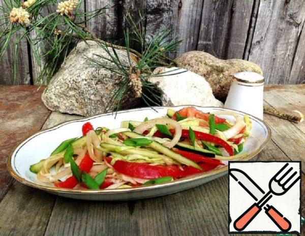 "Salad ""Poloninsky"" Recipe"