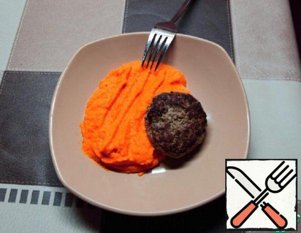 Carrot Puree Recipe