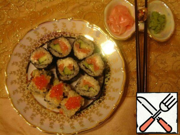 Japanese Rolls at Home Recipe