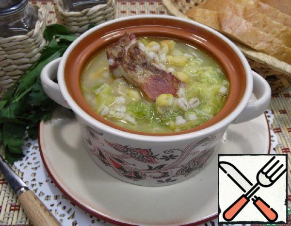 Scottish Broth Recipe