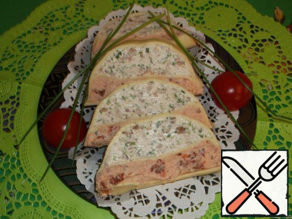 "Terrine ""Fireworks of Taste"" Recipe"