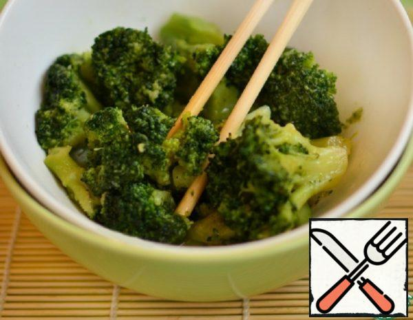 Broccoli in Oyster Sauce Recipe