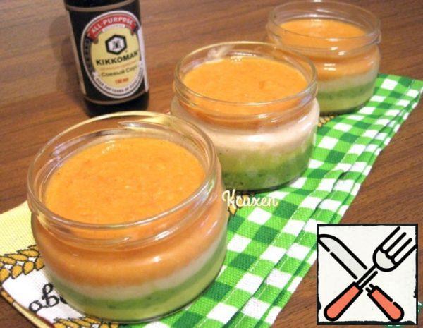 "Hummus ""Palette of Flavors"" Recipe"