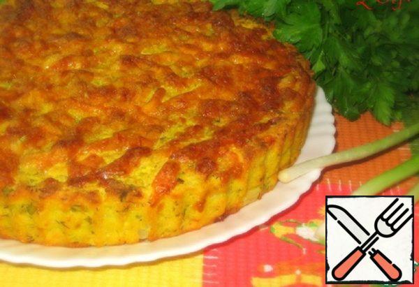 Bright Onion Pie Recipe