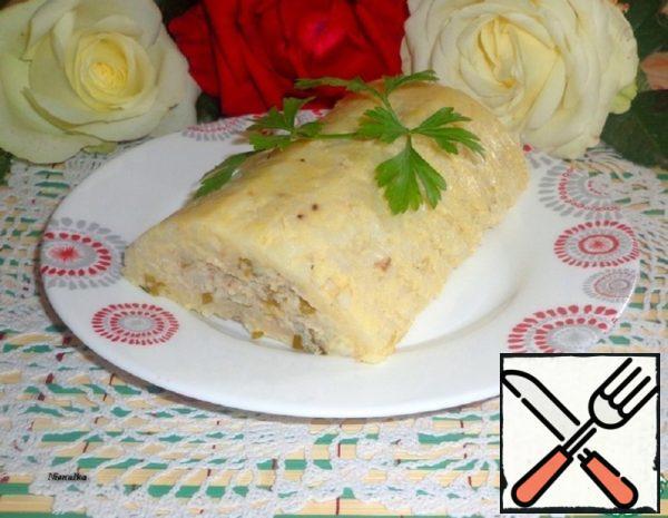 Fish-Chickpea Terrine Recipe