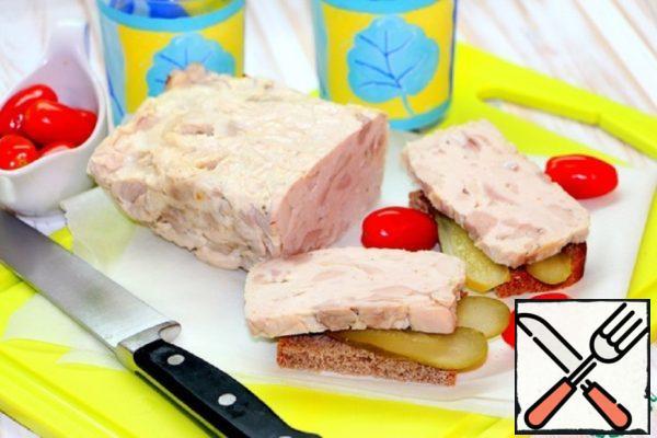 Dietary Chicken Ham Recipe