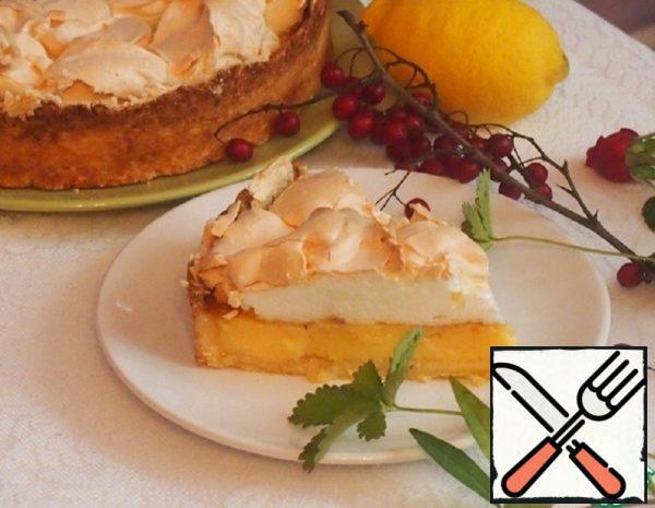Lemon Pie from Menton Recipe