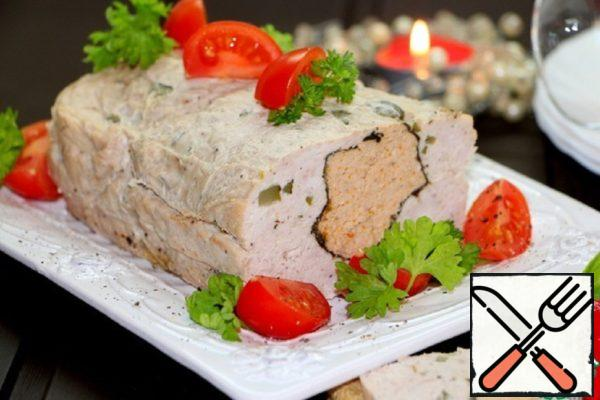 Dietary Terrine for the Holiday Table Recipe