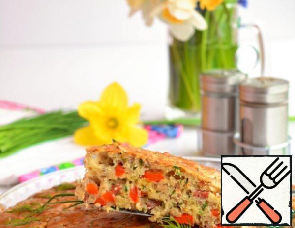 Quick Snack Cake with Buckwheat Recipe