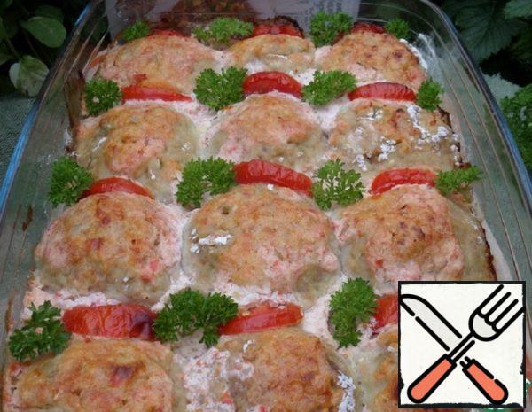 Meatballs with Buckwheat and Zucchini Recipe