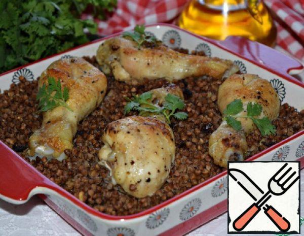 Chicken with Buckwheat Recipe