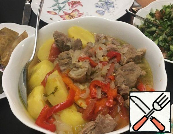 Khashlama-Armenian Recipe