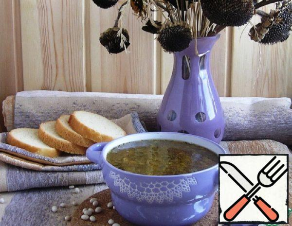 Onion Soup with White Beans Recipe