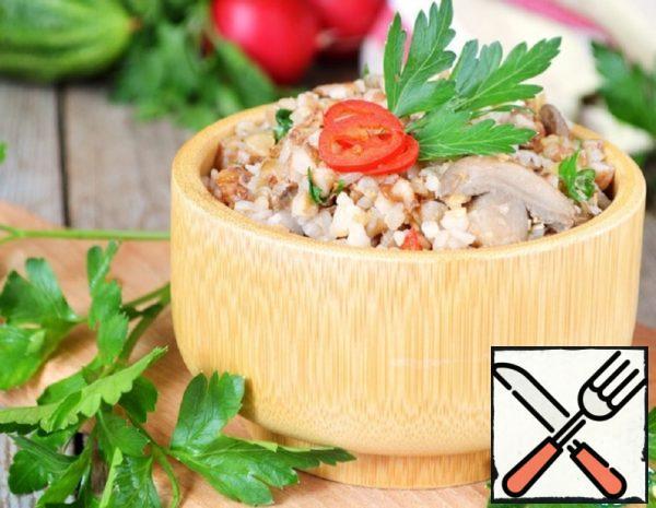Buckwheat on the East Recipe