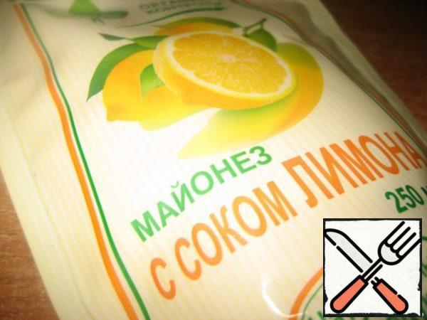 Add mayonnaise.