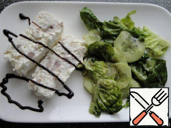 Mascarpone-Terrine of Herring and Apple Recipe