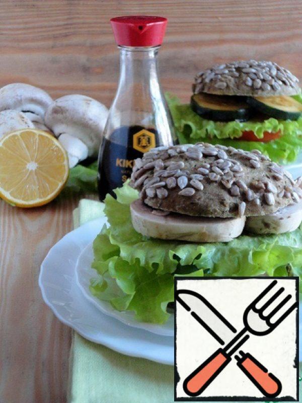 Lean Burger Recipe