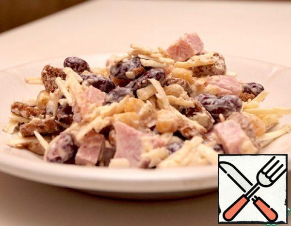 Red Bean Salad Recipe