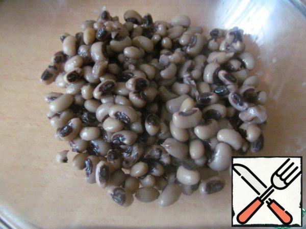 Beans boil until ready.
