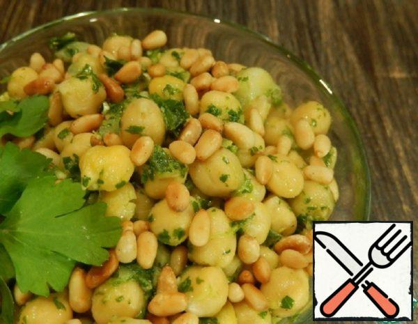 Vitamin Snack from Chickpeas Recipe