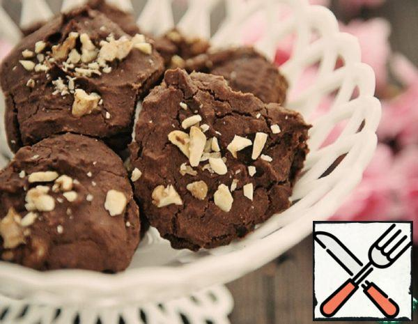 Lean Brownies with Red Beans Recipe
