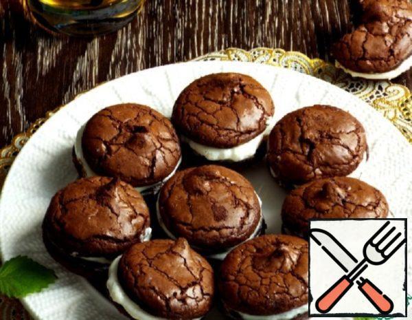 """Cookies """"Brownies"""" Recipe"""