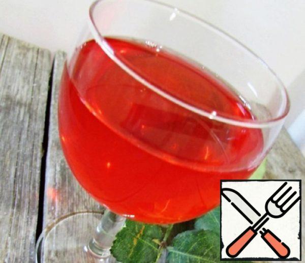 Summer Berry Liqueur Recipe